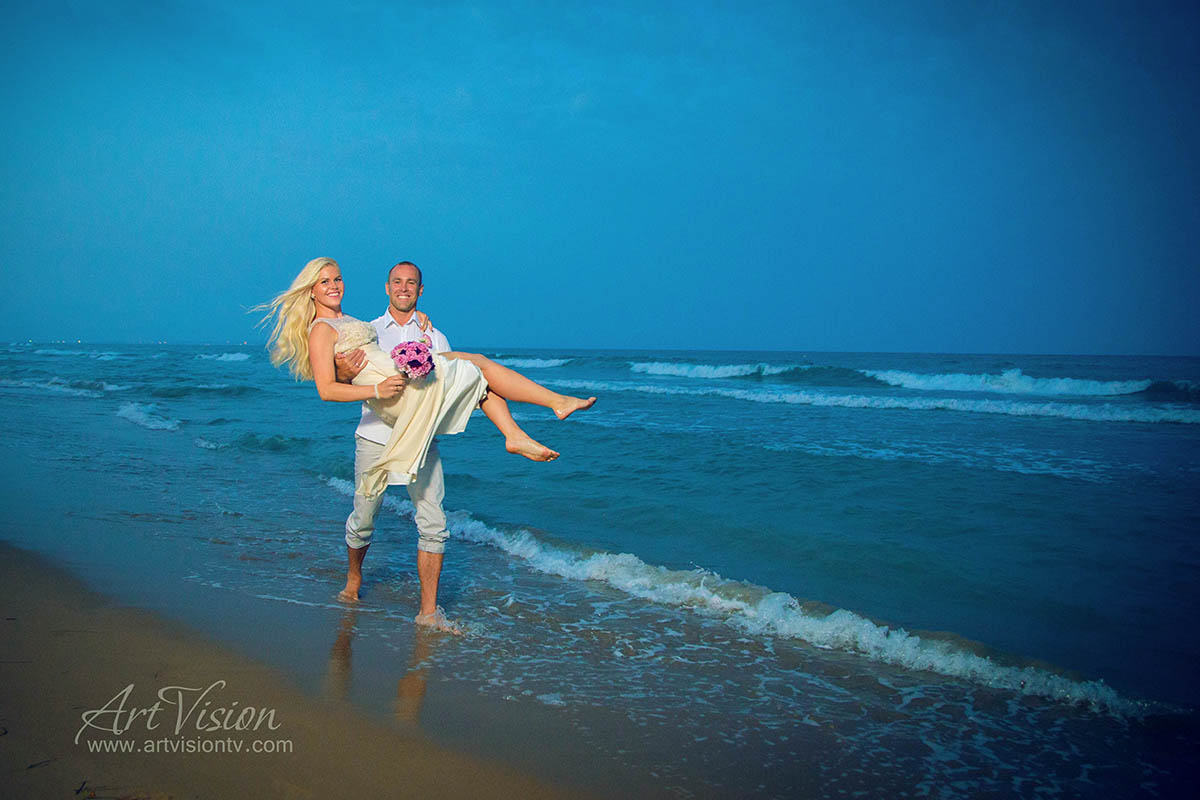 Wedding Photographer. Wedding on the beach spain.