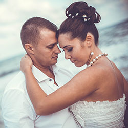 Photographer in La Zenia. Wedding of Yana and Youri